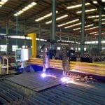 cnc plasma plasma cutting machine ແລະ oxyfuel